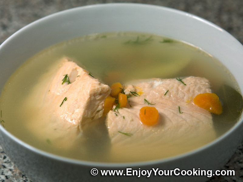 Russian Fish Soup (Uha) Recipe | My Homemade Food Recipes & Tips ...