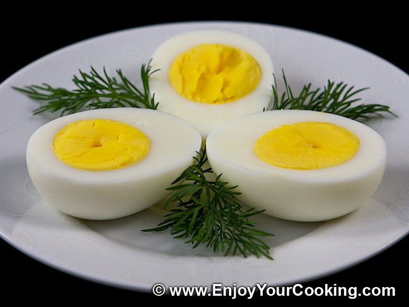 How-to: Hard Boiled Eggs
