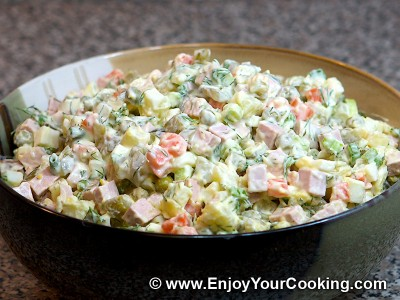 Russian Salad (Olivier)