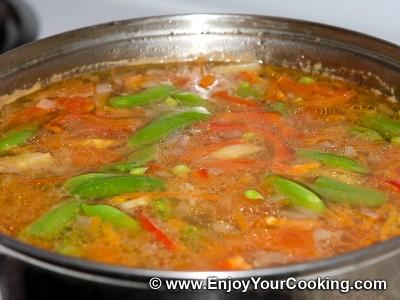 Meatballs Soup Recipe: Step 10