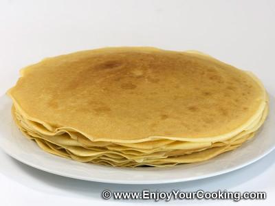 Crêpes (Thin Pancakes) Recipe: Step 10