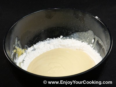 Crêpes (Thin Pancakes) Recipe: Step 3