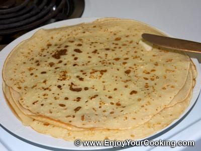 Crêpes (Thin Pancakes) Recipe: Step 9