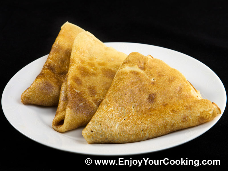 CREPES (Thin Pancakes) Recipe | My Homemade Food Recipes & Tips ...