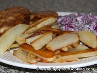 Fried Potatoes Side Dish
