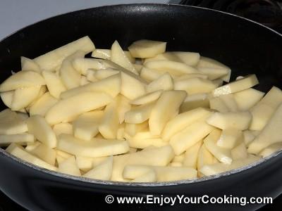 Fried Potatoes Recipe: Step 3
