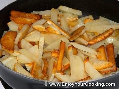 Fried Potatoes Recipe: Step 5
