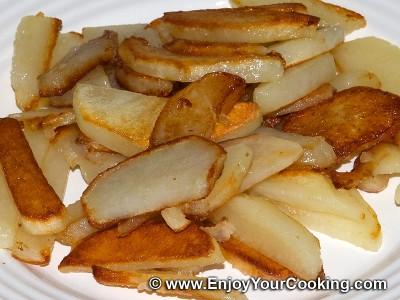 Fried Potatoes Recipe: Step 6