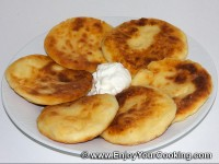 Fresh Cheese Pancakes