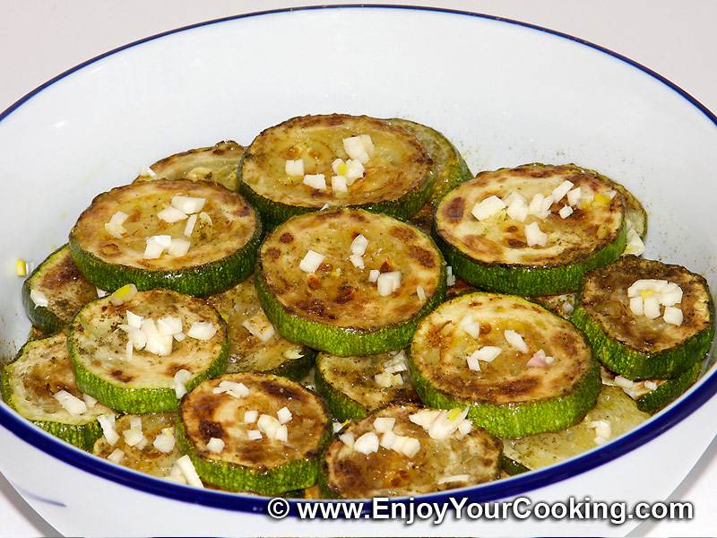 Recipes fried zucchini