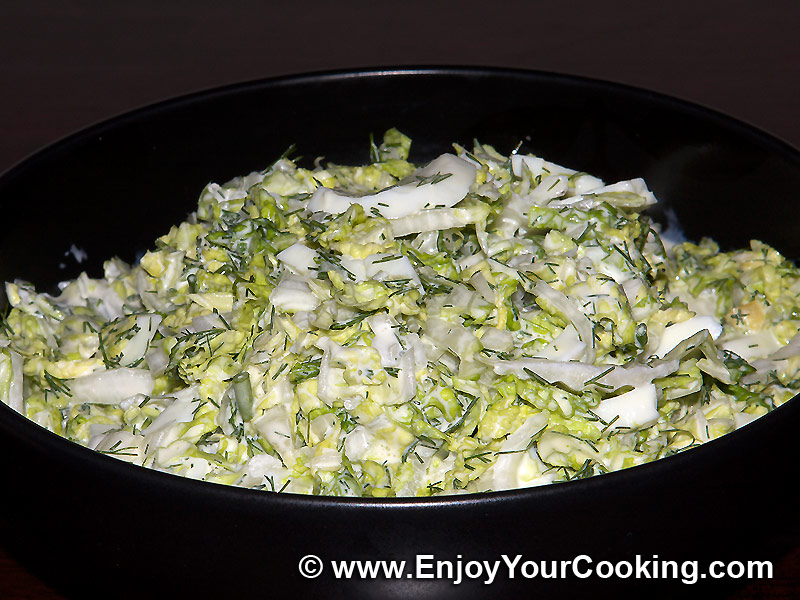 dressing napa cabbage salad napa cabbage salad with buttermilk napa ...