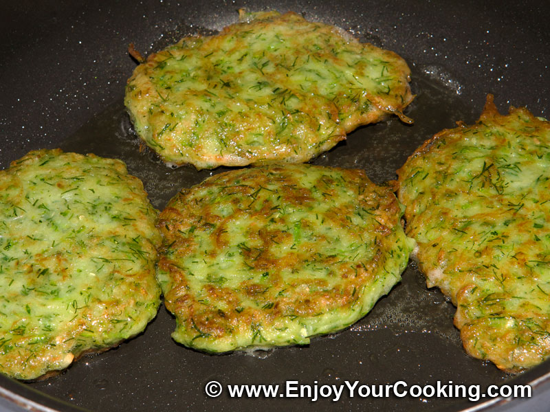 Zucchini Pancakes (Summer Squash Pancakes) Recipe | My Homemade Food ...