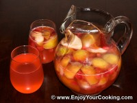 Apple & Cranberry Kompot
