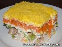 Mimosa Salad