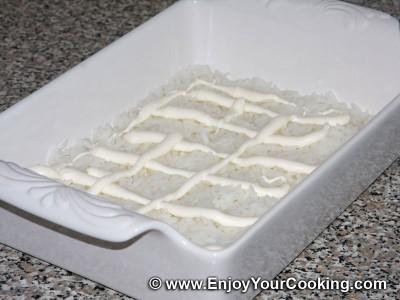 Mimosa Salad Recipe: Step 2