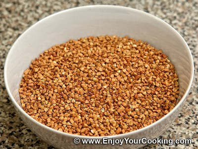 Boiled Buckwheat Recipe: Step 1