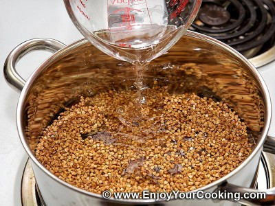Boiled Buckwheat Recipe: Step 4