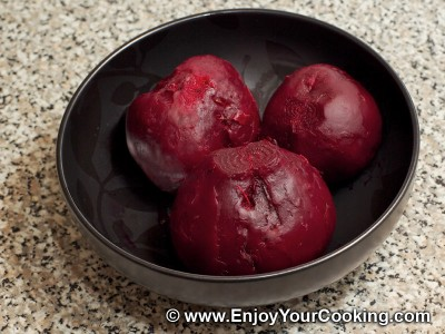 Lithuanian Borscht (Cold Borscht) Recipe: Step 2