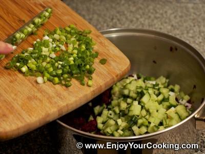 Lithuanian Borscht (Cold Borscht) Recipe: Step 6