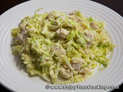 Cabbage and Chicken Salad Recipe: Step 13