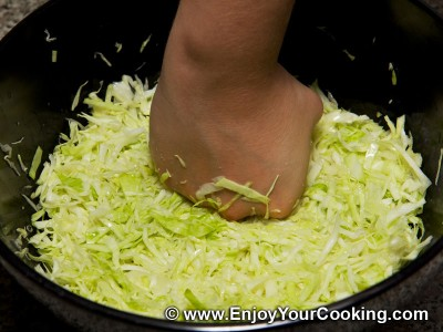Cabbage and Chicken Salad Recipe: Step 5