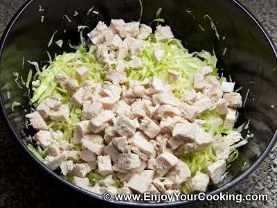 Cabbage and Chicken Salad Recipe: Step 8