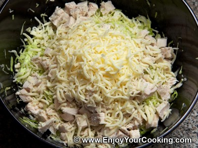 Cabbage and Chicken Salad Recipe: Step 9
