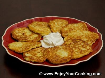 Cauliflower Pancakes Recipe: Step 10