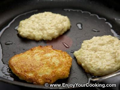 Cauliflower Pancakes Recipe: Step 9