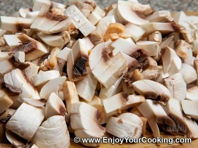 Stuffed Pork Rolls with Mushrooms (Kruchenyky) Recipe: Step 3