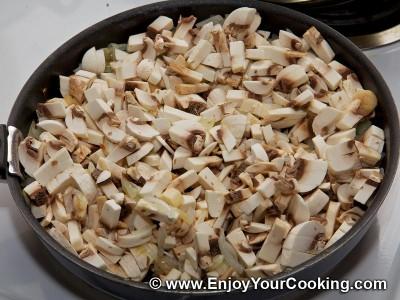 Stuffed Pork Rolls with Mushrooms (Kruchenyky) Recipe: Step 4