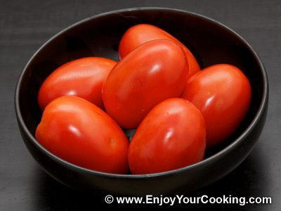 How to Blanch and Deseed Tomatoes: Step 1