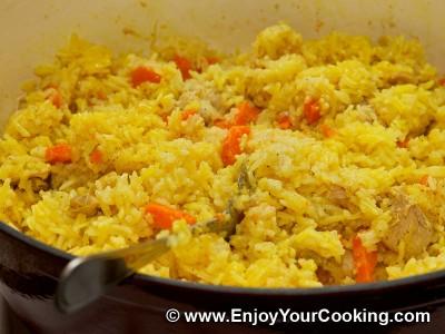 Chicken Pilaf Recipe: Step 14