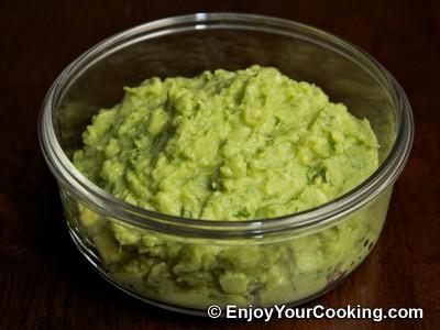 Spicy Guacamole Dip Recipe: Step 12