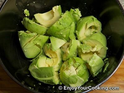 Spicy Guacamole Dip Recipe: Step 3
