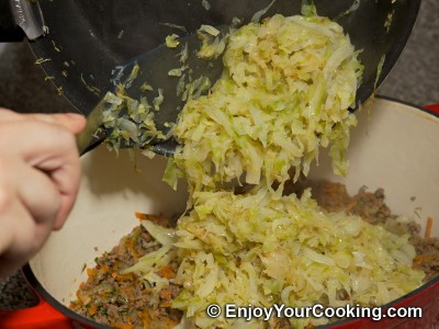 Lazy Cabbage Rolls Recipe: Step 11