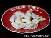 Ukrainian Sour Cherry Dumplings (Varenyky z Vyshniamy) Recipe