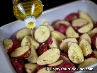 Oven-Roasted Herbed Redskin Potatoes Recipe: Step 6