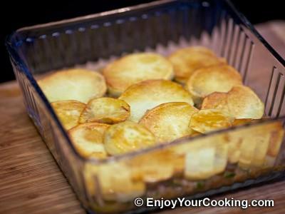 Ground Beef and Potato Casserole Recipe: Step 10