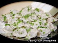 Russian Meat Dumplings (Pelmeni)