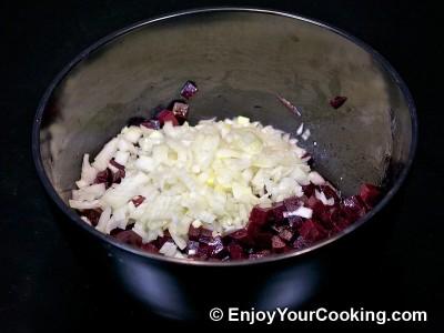 Russian Vinaigrette Salad (Salad Vinegret) Recipe: Step 4