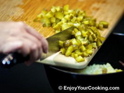 Russian Vinaigrette Salad (Salad Vinegret) Recipe: Step 5