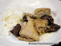 Duck Stew with Prunes