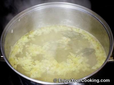 Salmon and Potato Chowder with Cream Recipe: Step 4