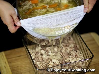 Jellied Meat (Kholodets) Recipe: Step 10