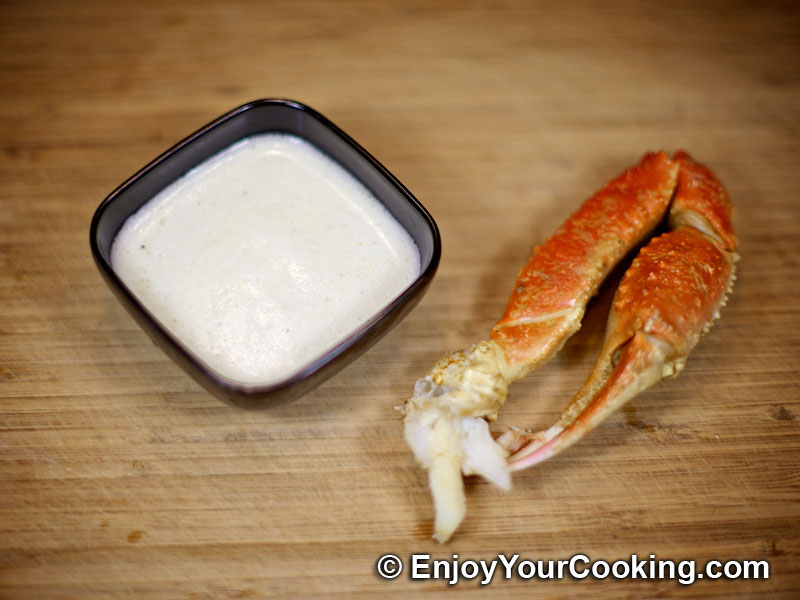 Lemon Garlic Butter Sauce for Seafood Recipe | My Homemade Food ...