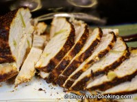 Turkey Breast Roast with Garlic, Paprika and Black Pepper  Recipe