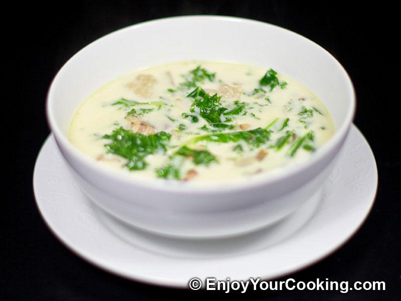 Zuppa Toscana (Italian Sausage Soup) Recipe | My Homemade Food Recipes ...