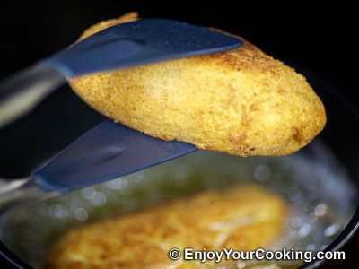 Chicken Kiev Cutlets Recipe: Step 12