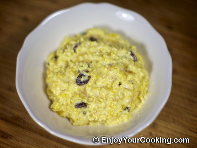 Pumpkin and Millet Porridge Recipe | My Homemade Food Recipes & Tips ...